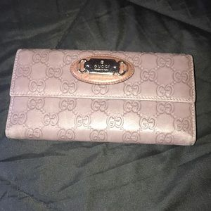 Authentic, Gucci wallet